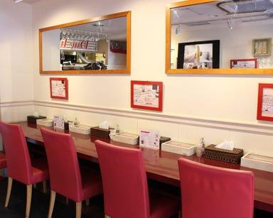 黄金の塩らぁ麺 ドゥエ イタリアン  店内の画像