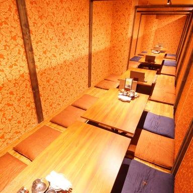 個室 藁焼き小屋 た藁や~たわらや~ 伊丹店 店内の画像