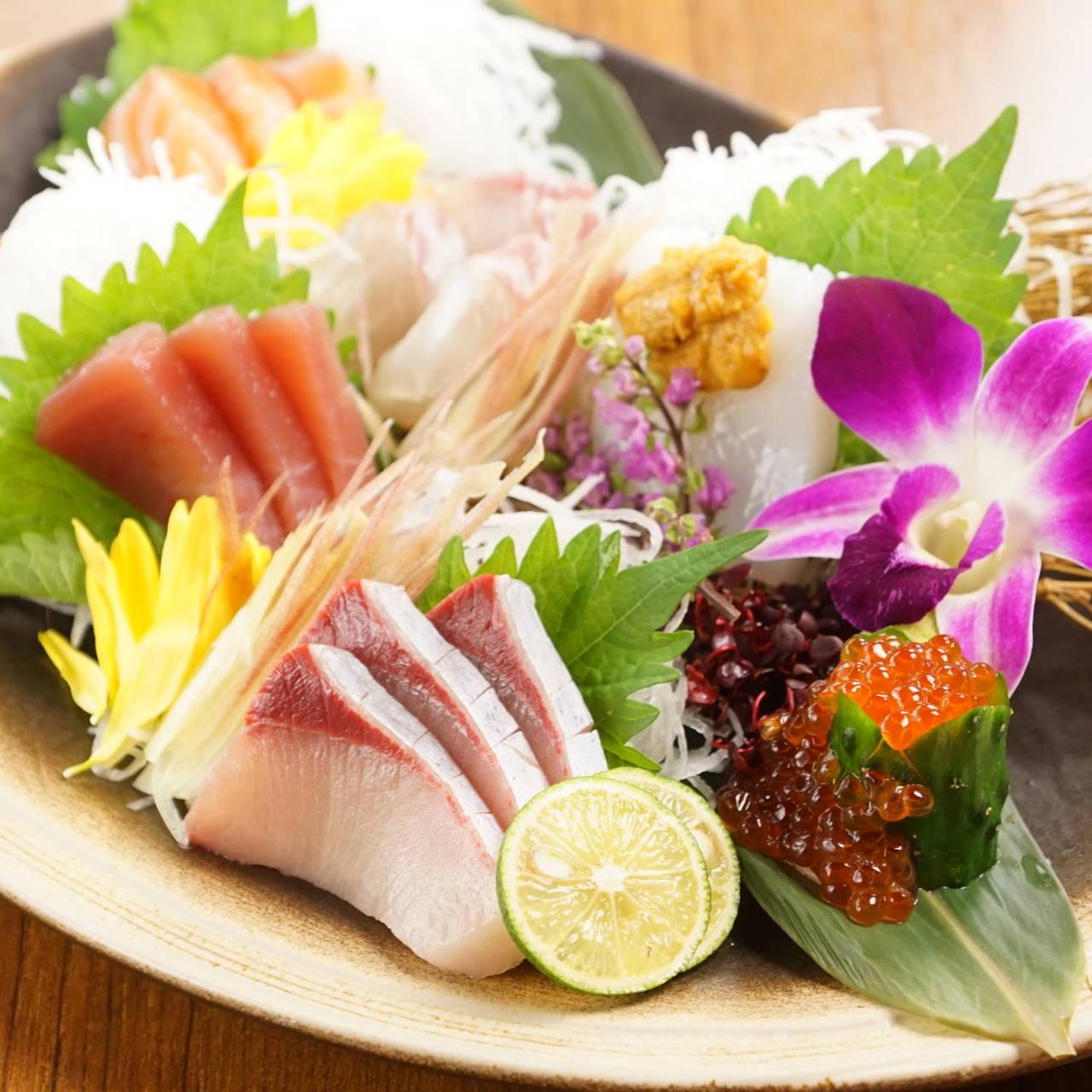 【海の幸】新鮮な海鮮をご用意!