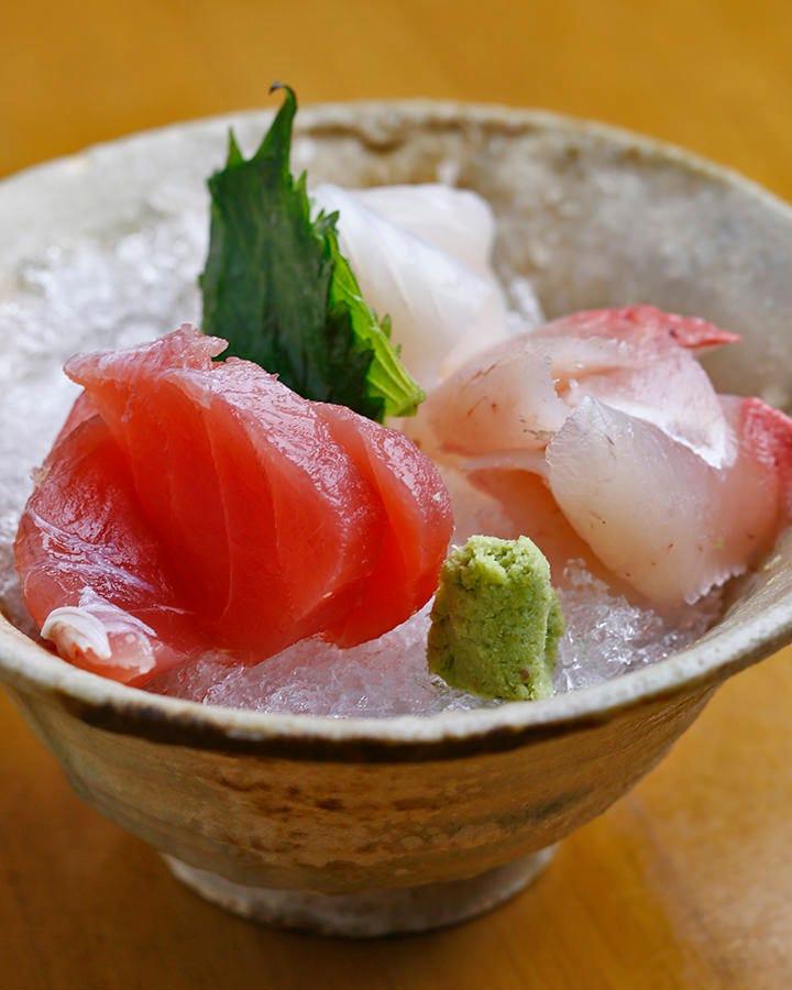 和食一筋20年の店主が創る創作料理。
