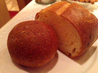 食事のパン